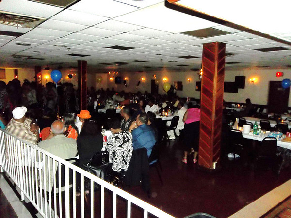 Buffalo Soldiers M/C, Richmond Chapter Anniversary 2012