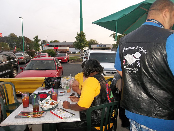Capital City Riders M/C, Meet n Greet 2012