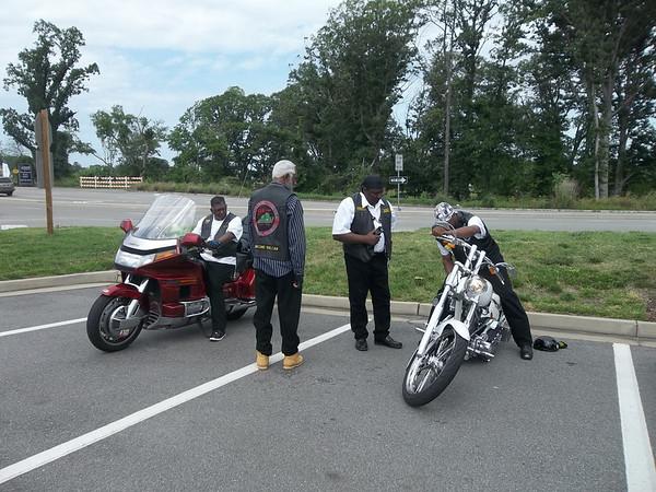 Star Cruisers M/C Bike Blessing 2013